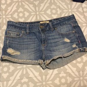 Victoria's Secret Jean Shorts
